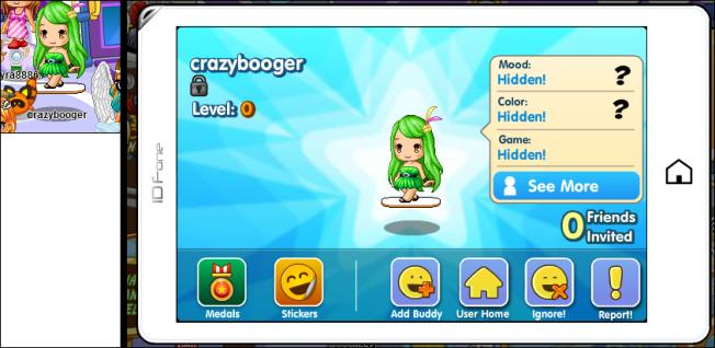 Crazy Booger