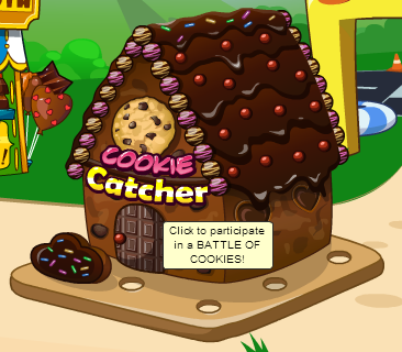 cookie catcher