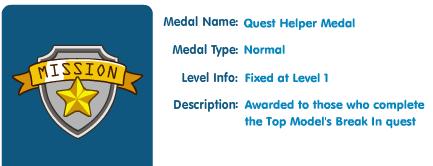 reporter non mem medal