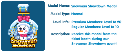 Event medal~